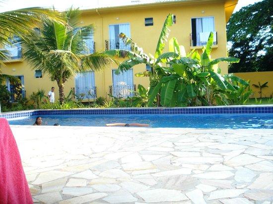 Imperatriz Paraty Hotel: Piscina