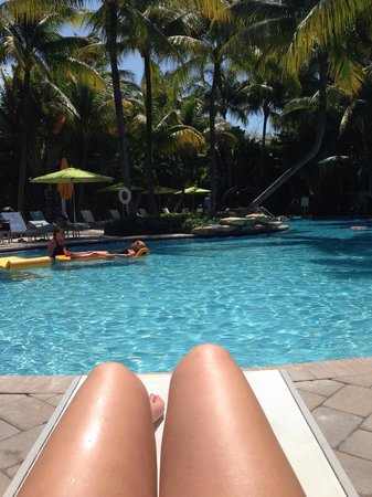 The Inn at Key West : Poolside