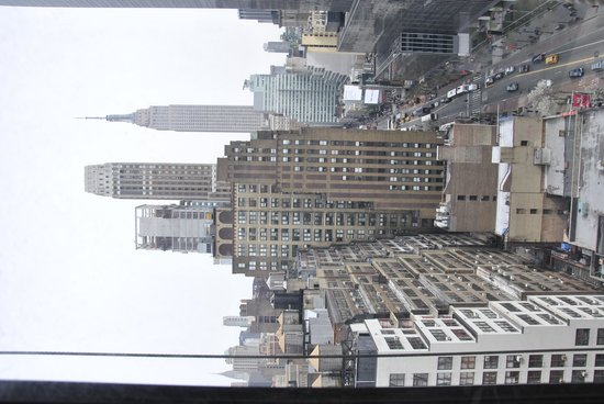The New Yorker A Wyndham Hotel : view from our hotel room