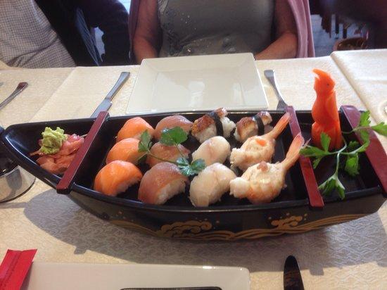 Sunshine: Sushi