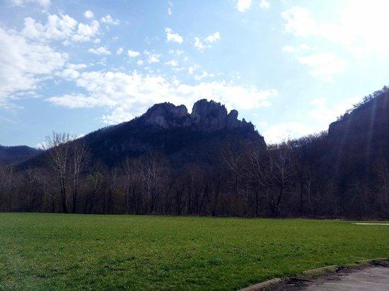 Seneca Rocks State Park: Seneca Rocks
