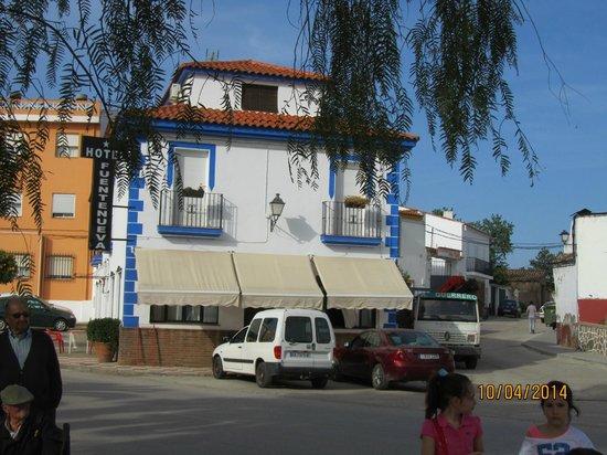 Hotel Restaurante Fuente Nueva
