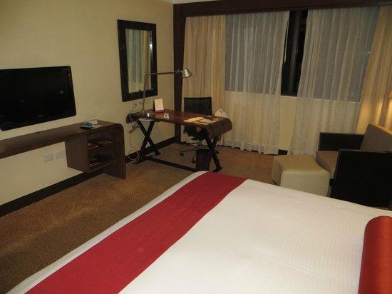 Marco Polo Plaza Cebu: chambre 1505