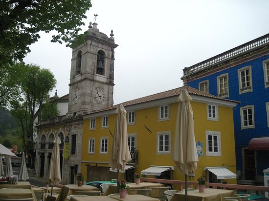 Portugal Nature Trails: Centro histórico de Sintra