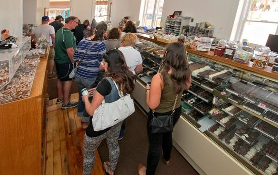 The Candy Lady: opening of new location