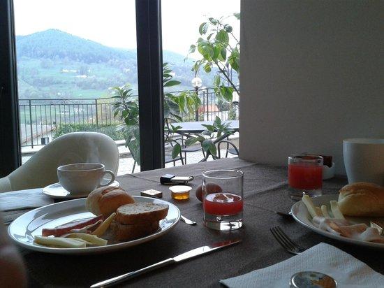 Hotel Corte Santa Libera: breakfast