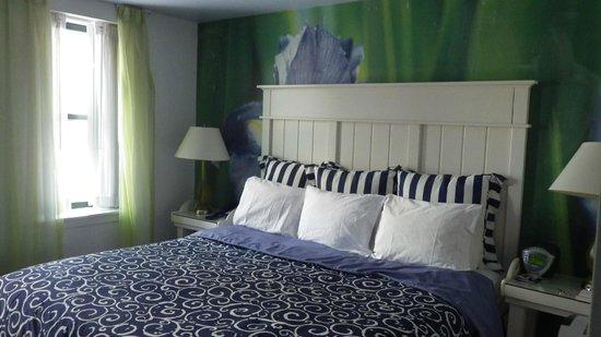 Hotel Indigo Chicago Downtown Gold Coast: chambre