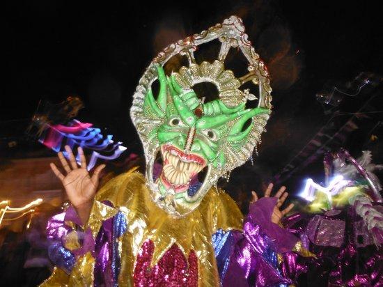 Luxury Bahia Principe Ambar : caribean nite