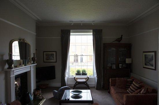Portobello Bed and Breakfast: Sitting room