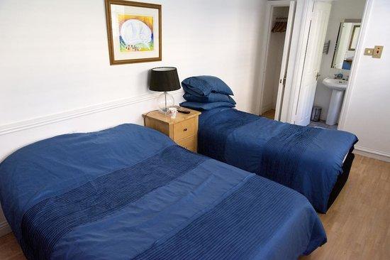Portobello Bed and Breakfast: Bedroom