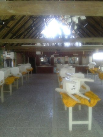 Club Hotel Campestre La Guajira: Guajira comedore