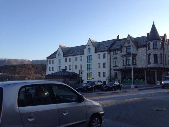 Quality Hotel Waterfront Alesund: el hotel