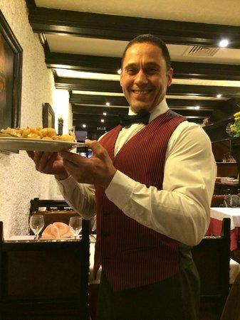 Restaurante Sancho : Serviço 5 estrelas