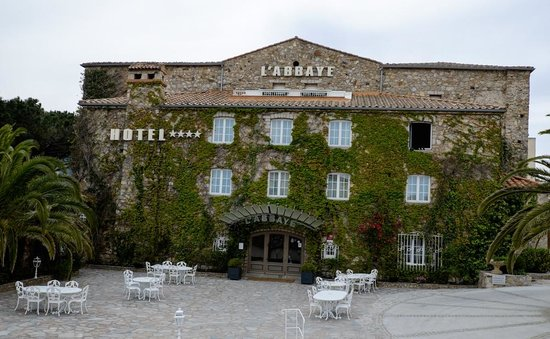 Hostellerie de l'Abbaye : The hotel