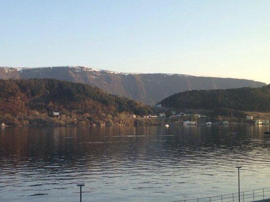 Quality Hotel Waterfront Alesund: vista hab. 214
