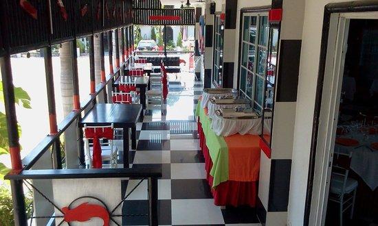 Club Hotel Campestre La Guajira: Restaurante