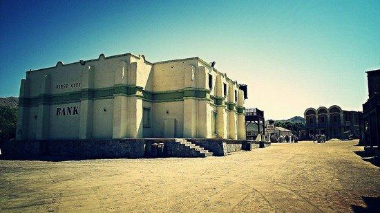 Fort Bravo Texas Hollywood: Mini Hollywood