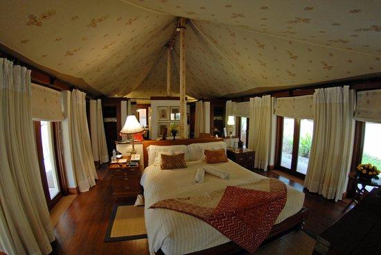 The Oberoi Rajvilas: Tent kamer