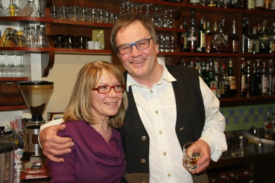 Dolomites Inn: Familie Watson