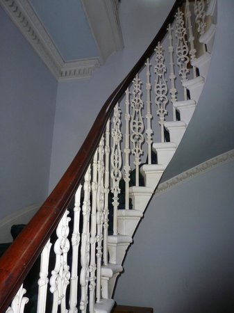 The Georgian House: Stairs