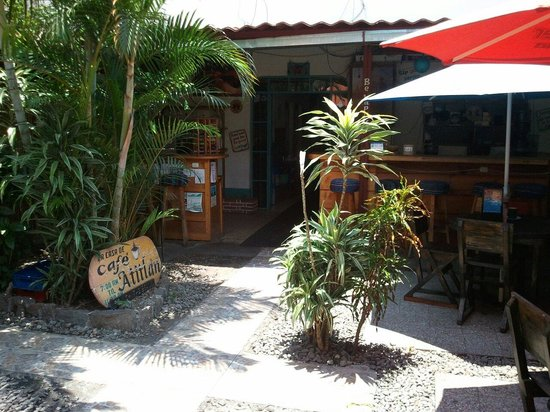 Cafe Atitlan: Great place for food and coffee