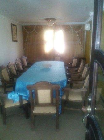Club Hotel Campestre La Guajira: Sala riunione