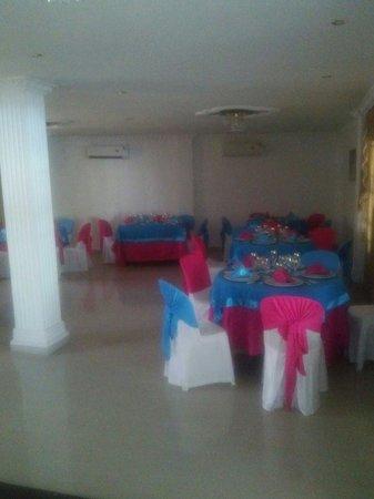 Club Hotel Campestre La Guajira: Sala evento