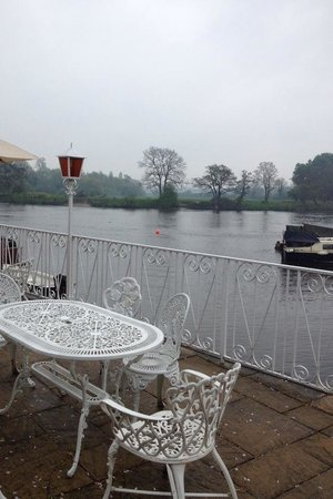 The Warren Lodge Hotel: Lovely view