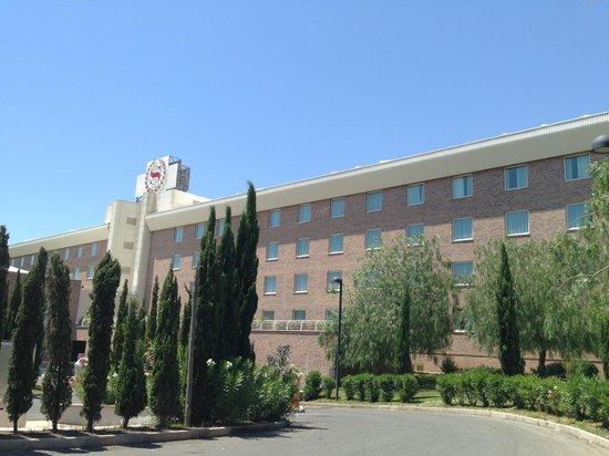 Sheraton Parco de' Medici Rome Hotel : Street view Golf III