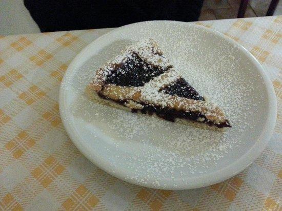 Monte Veletta: dolce fatto a mano