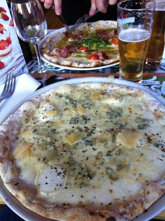 Pizza Pai de La Part Dieu : Pizzas !