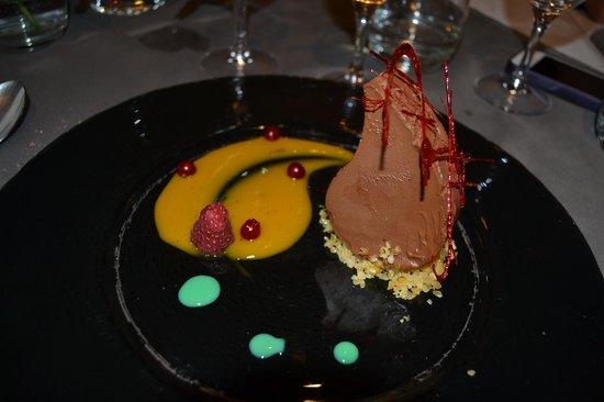 Le Caveau des Lys: dessert !