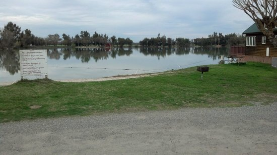 Lake Minden RV Resort: Lake