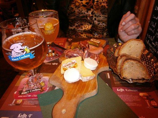 Clichy's Tavern: charcuteries