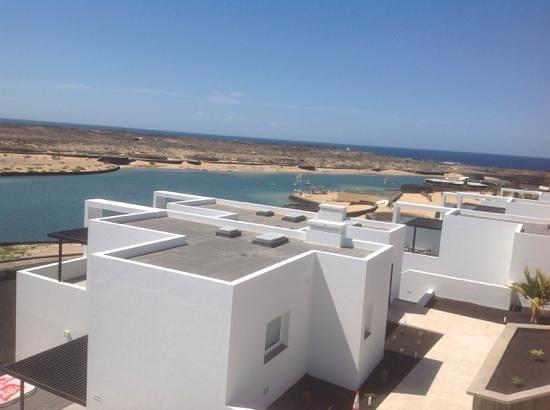 Club La Santa: View from 409A