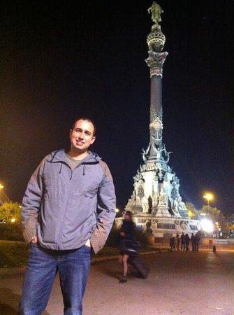 Columbus Monument : colomb