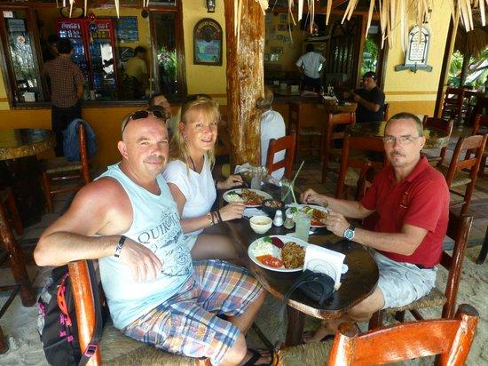 Akumal Dive Shop : La plongée ouvre l'appétit