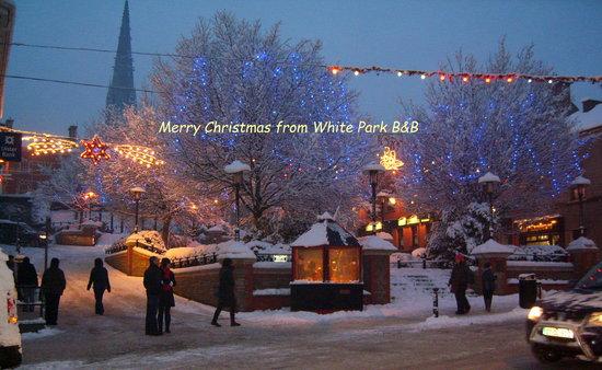 White Park Bed & Breakfast : Christmas in Letterkenny
