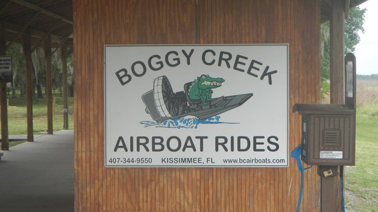 Boggy Creek Airboat Rides: Best airboat rides!