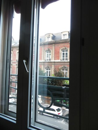 Hotel Bonaparte: View from the room