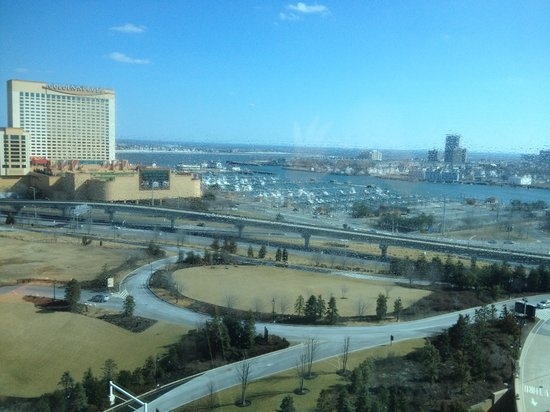The Water Club by Borgata: What a view!