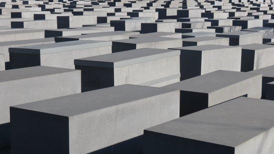 SANDEMANs NEW Berlin Tours: Holocaust Memorial