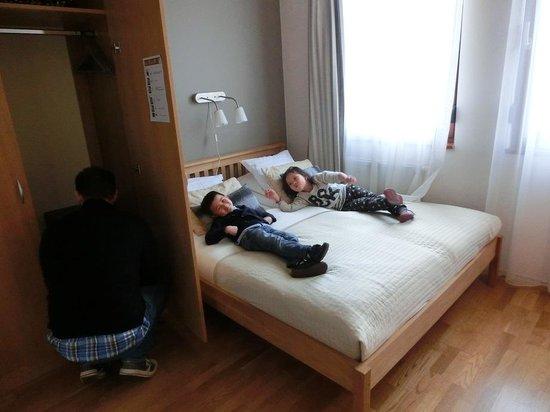 7Seasons Apartments Budapest: chambre