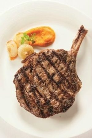 The Grill: Veal Chop