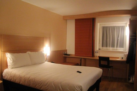 Ibis London Shepherds Bush: Номер