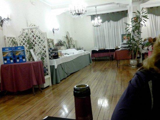 Hotel Zarauz : Comedor