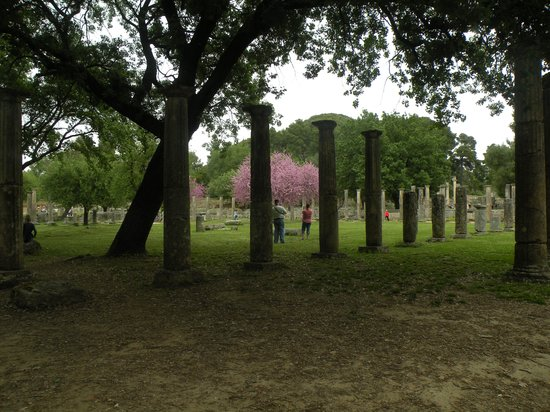 Ancient Olympia: The Temple of Zeus