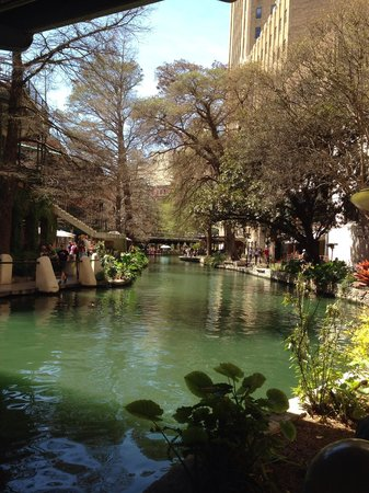 Drury Plaza Hotel San Antonio Riverwalk: River walk