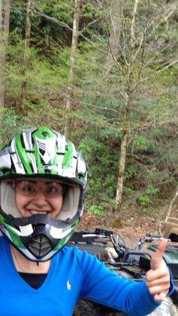 Bluff Mountain Adventures: Before 1 hr ride on Bluff Mountain