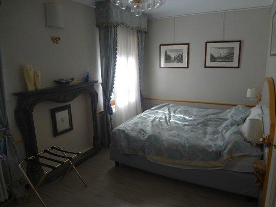 Corte dei Santi: Большая спальня